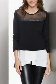Katherine Barclay Sweater Shirt Combo - Front full body