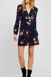 Gentle Fawn Kathleen Floral Wrap Dress - Product Mini Image