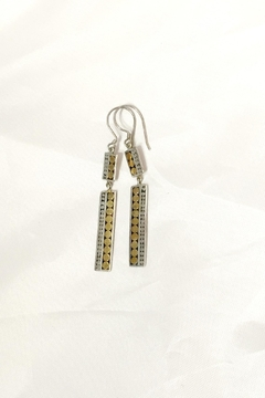 Shoptiques Product: Double Life Earrings