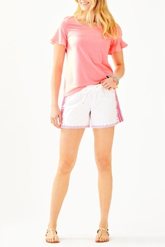 Lilly Pulitzer Katia Embroidered Short - Alternate List Image