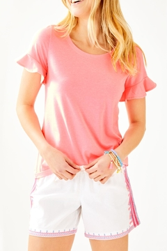 Lilly Pulitzer Katia Embroidered Short - Product List Image