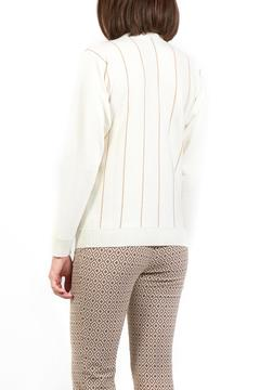 Shoptiques Product: Fitted Pullover Sweater