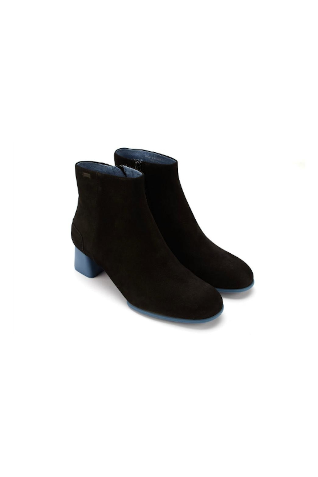 Camper Katie Ankle Boots - Front Full Image