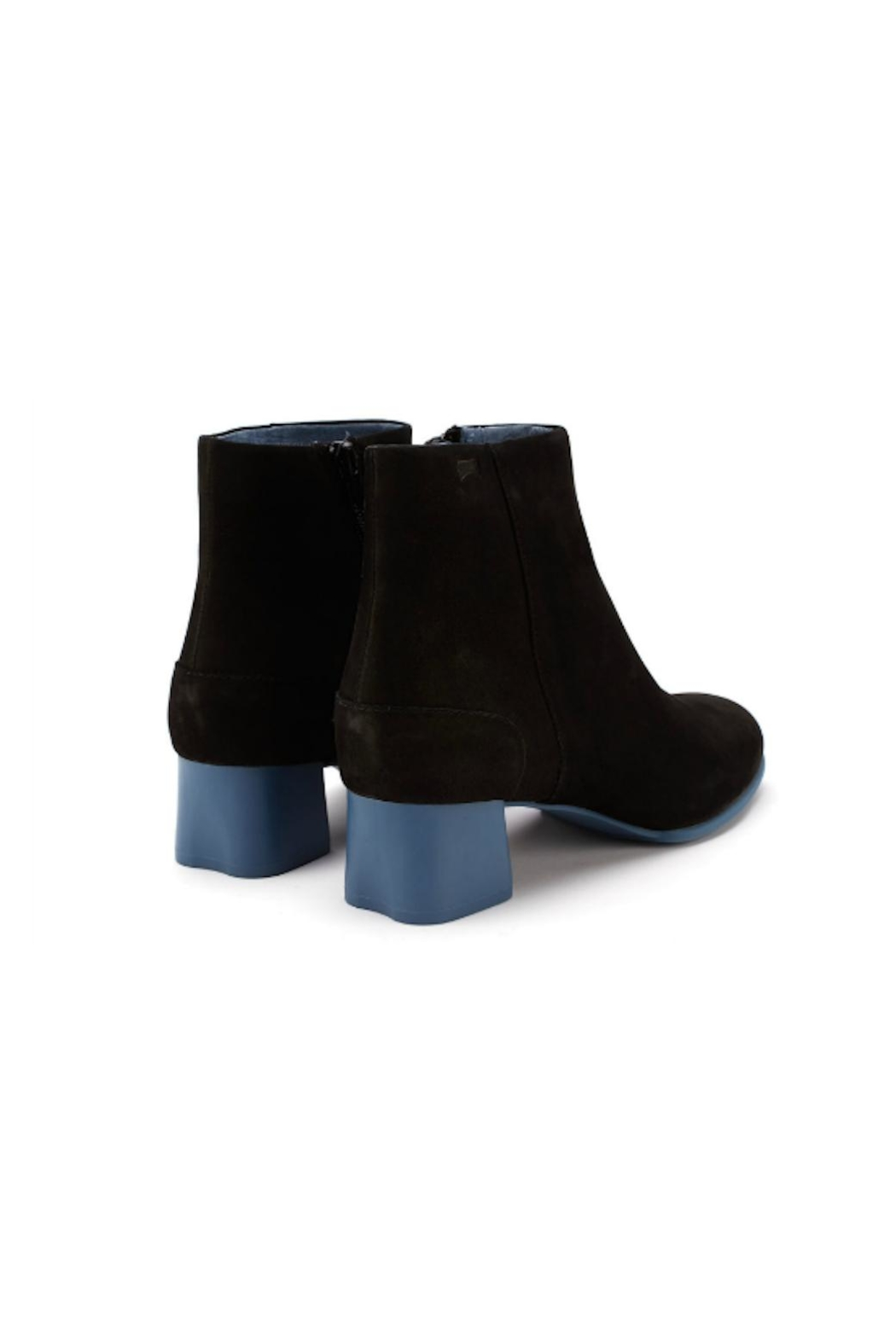 Camper Katie Ankle Boots - Back Cropped Image