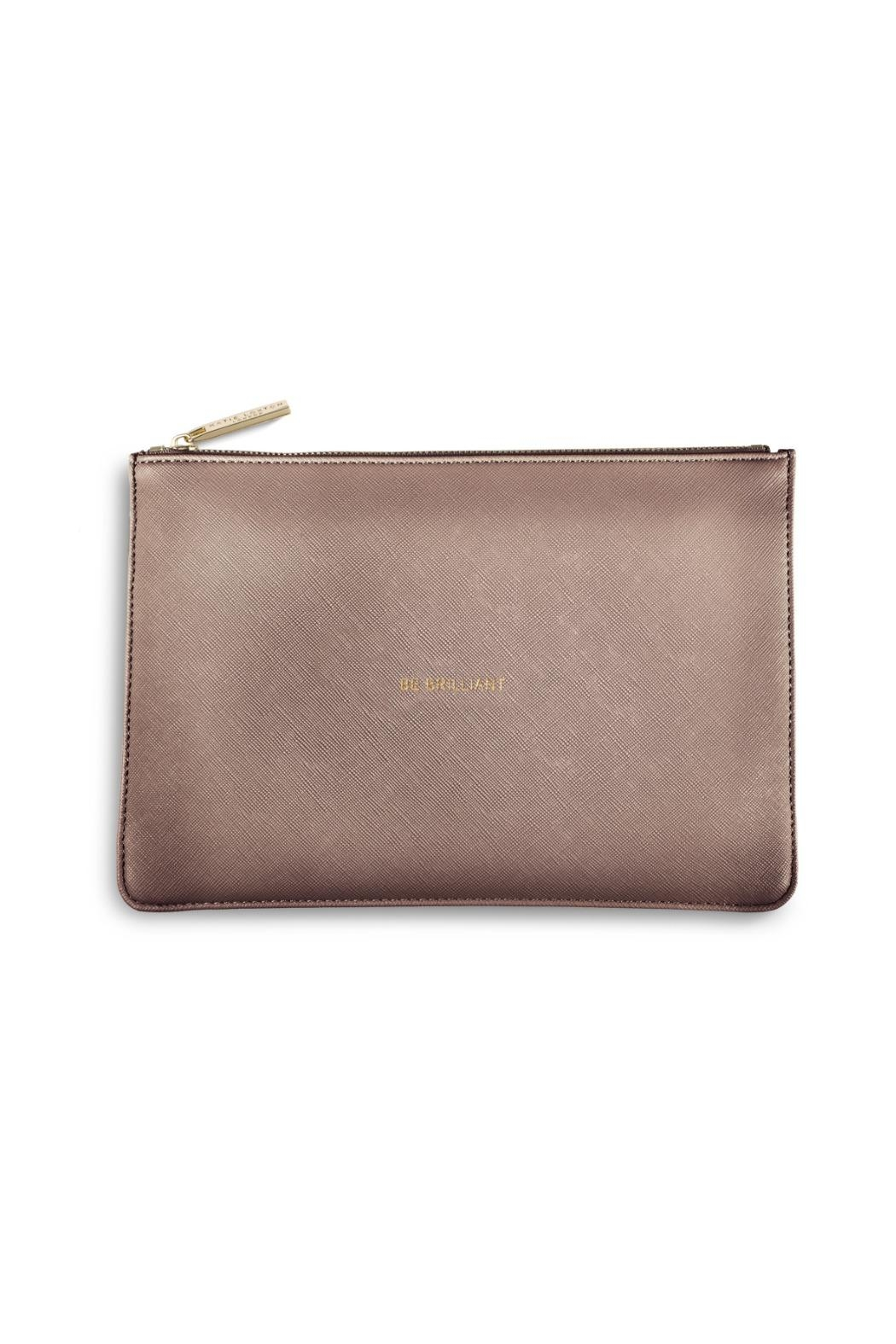 Katie Loxton Be Brilliant Pouch - Main Image