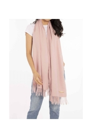 Katie Loxton Boxed Blanket Scarf Set - Front full body