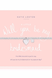 Katie Loxton Bridesmaid Bracelet - Product Mini Image