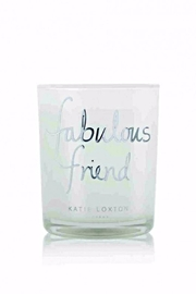 Katie Loxton Fabulous Friend Candle - Product Mini Image