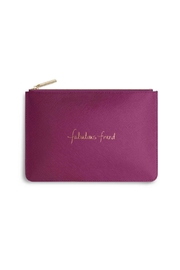 Katie Loxton Fabulous Friend Pouch - Product Mini Image