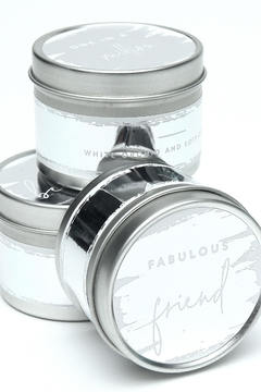 Shoptiques Product: Fabulous Friend Trio Candle Set