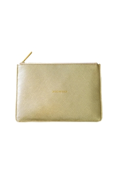 Shoptiques Product: Good Gold Pouch