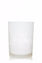 Katie Loxton Happy Birthday Candle - Product Mini Image