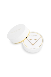 Katie Loxton Heart Of Gold Set - Product Mini Image