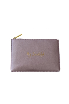 Shoptiques Product: Hey Beautiful Pouch