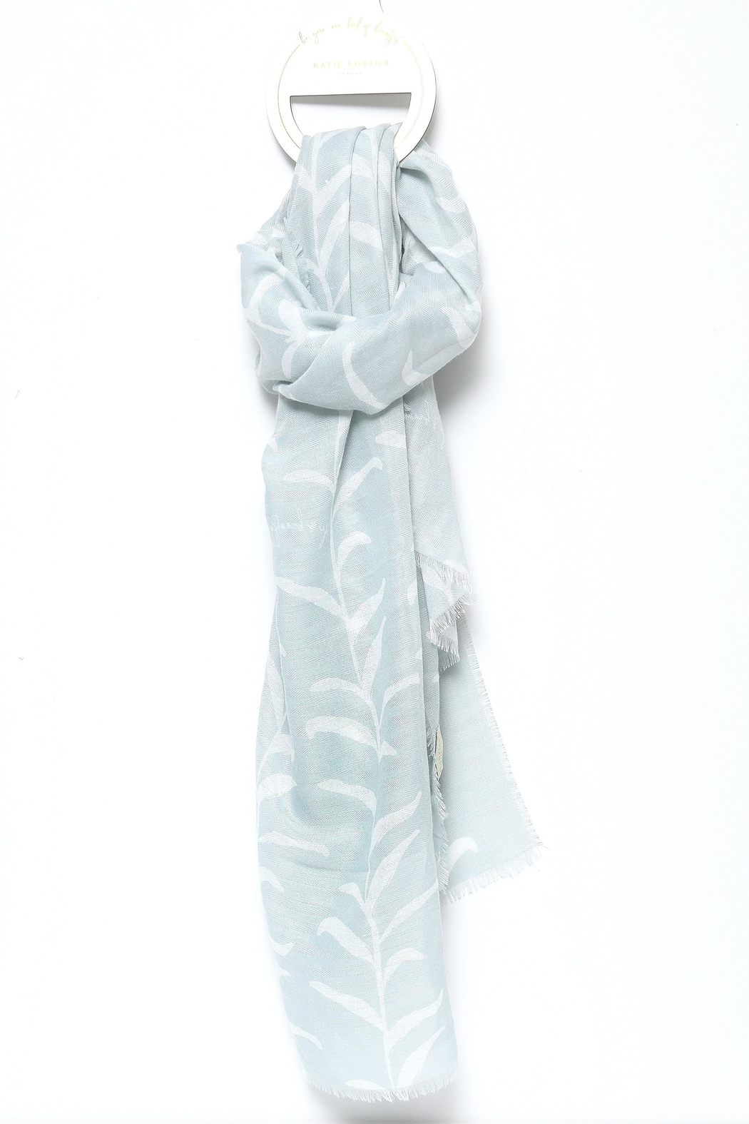 Katie Loxton Life Is Beautiful Sentiment Scarf - Main Image