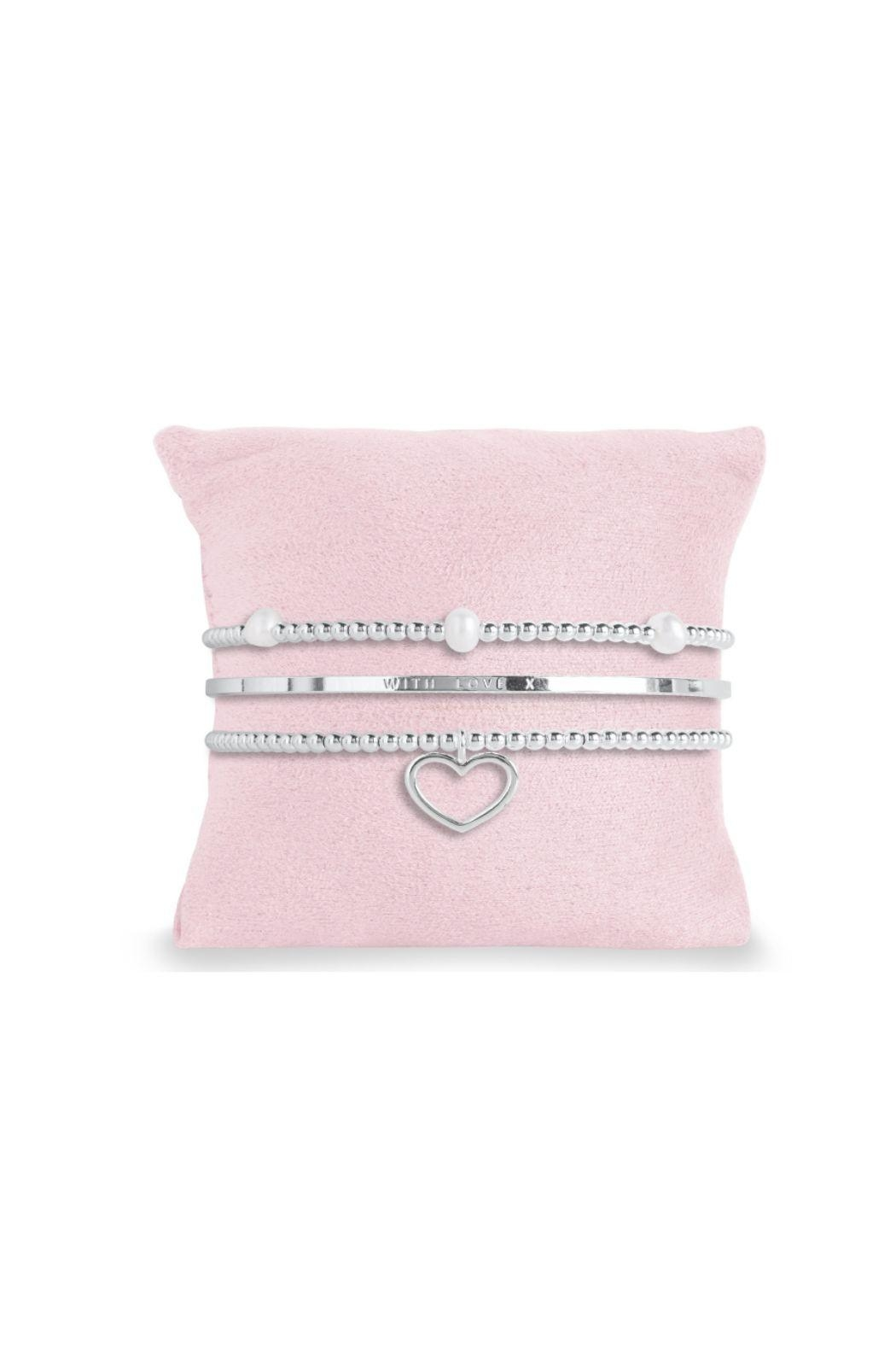 Katie Loxton Live Love Sparkle Set - Main Image