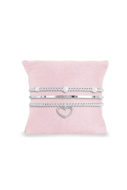 Katie Loxton Live Love Sparkle Set - Front cropped
