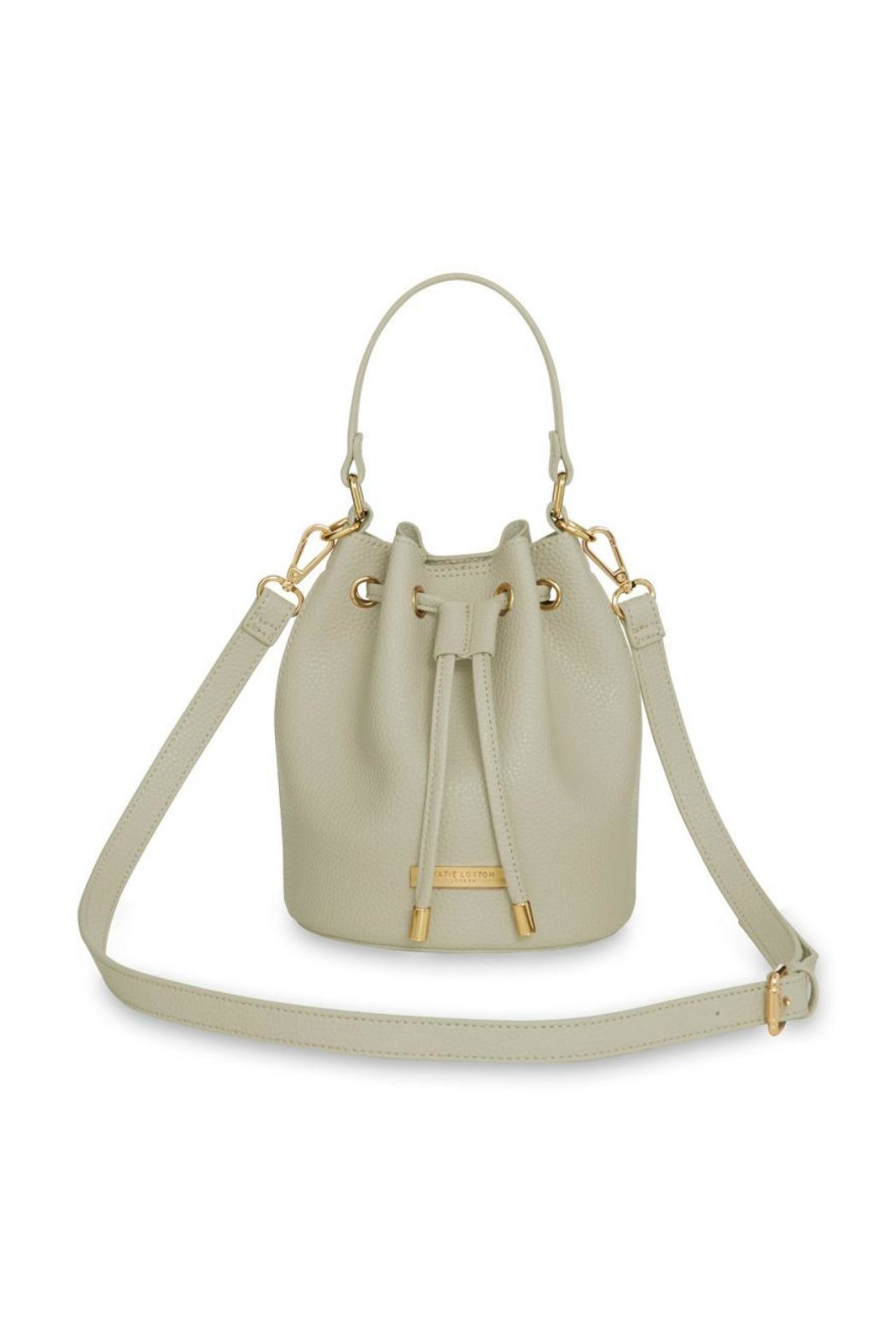 Katie Loxton Mini Bucket Bag - Front Cropped Image
