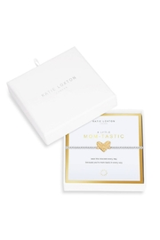 Katie Loxton Mom-Tastic Bracelet - Front cropped
