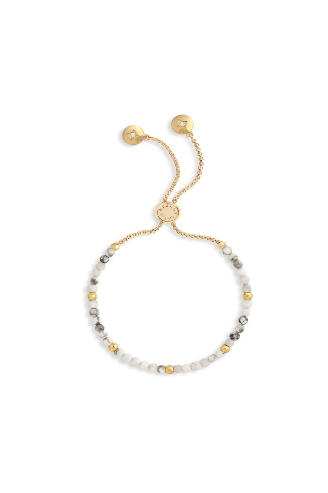 Katie Loxton Multicolor Beaded Bracelet - Front Cropped Image