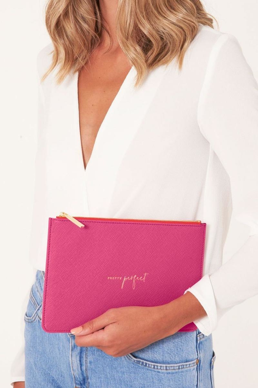 Katie Loxton Pop Of Colour Pouch - Main Image