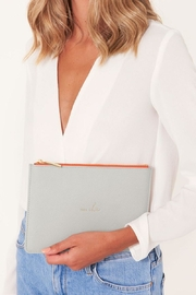 Katie Loxton Pop Of Colour Pouch - Front cropped