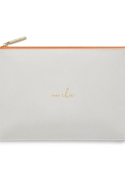 Katie Loxton Pop Of Colour Pouch - Back cropped