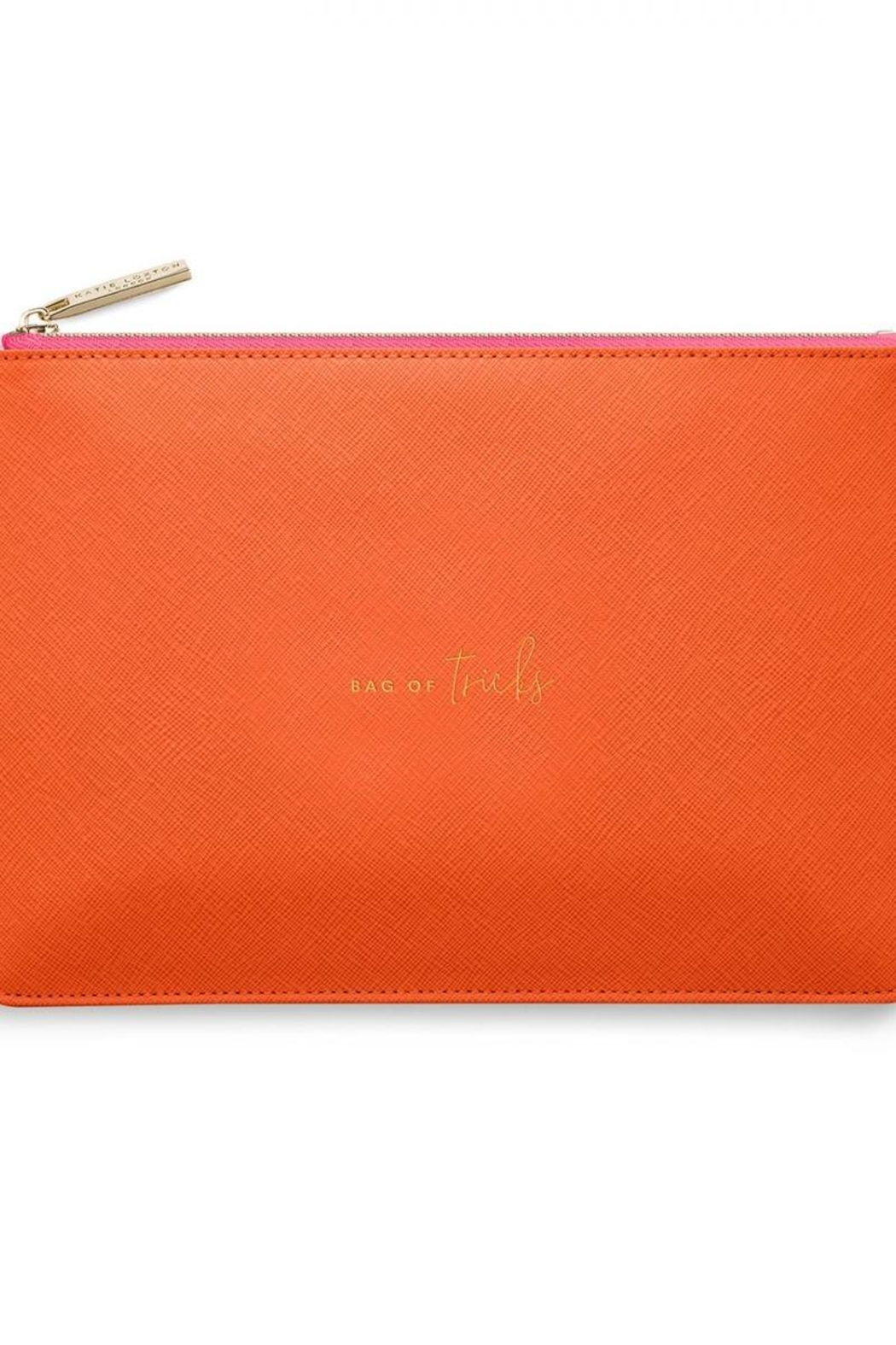 Katie Loxton Pop Of Colour Pouch - Side Cropped Image