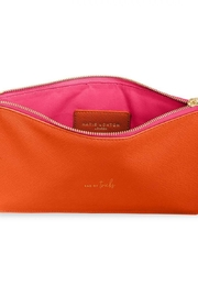 Katie Loxton Pop Of Colour Pouch - Front full body