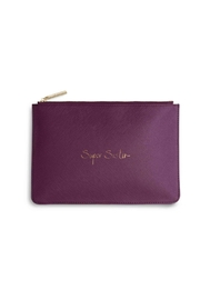 Katie Loxton Super Sister Pouch - Front cropped