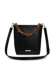 Katie Loxton Tortoiseshell Strap Bag - Front cropped