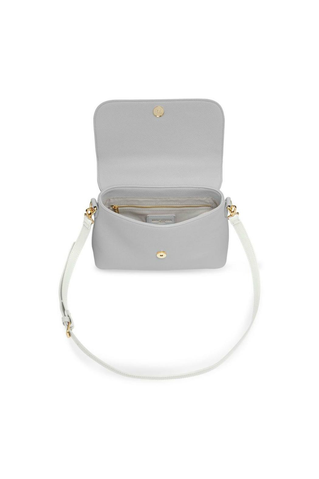 Katie Loxton Two-Tone Messenger Bag - Front Full Image