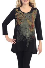 Katina Marie Asian Bird Tunic - Product Mini Image