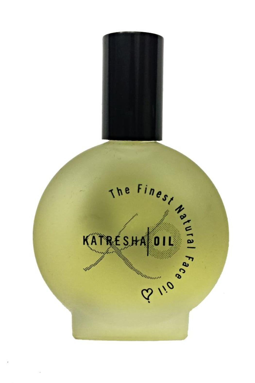 Katresha Face Oil - Front Cropped Image