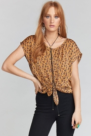 Show Me Your Mumu Katrina Top Wildwest - Product Mini Image
