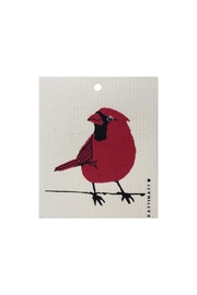 Kattinatt Swedish Washtowel Cardinal - Front cropped