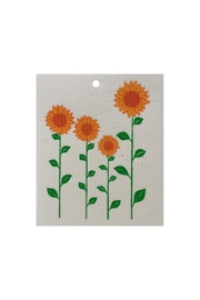 Kattinatt Swedish Washtowel Sunflowers - Product Mini Image