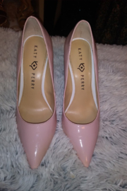 Katy Perry Pumps in Pale Pink - Product Mini Image