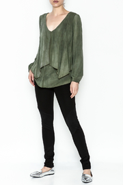 Kay Celine Darcy Double Layer Blouse - Side cropped