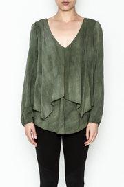 Kay Celine Darcy Double Layer Blouse - Front full body