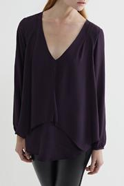 Kay Celine Double Layer Blouse - Product Mini Image