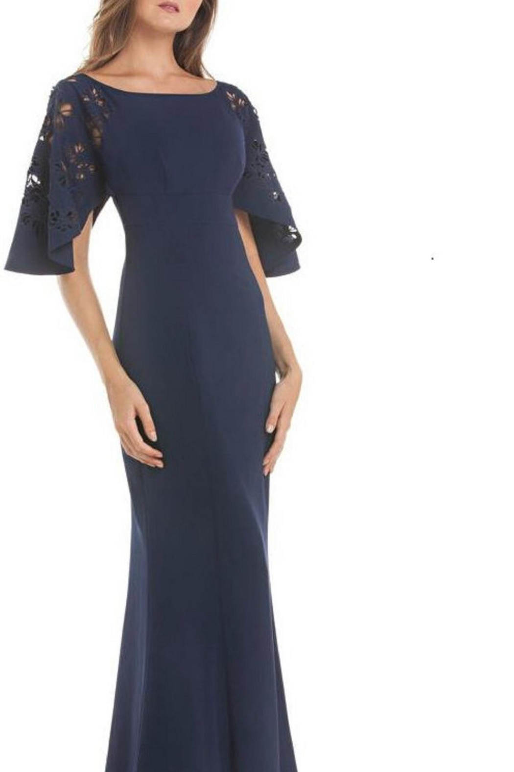 Kay Unger Short Sleeve Gown from New Jersey by District 5 Boutique ...
