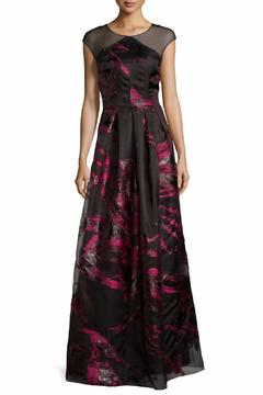 Kay Unger New York Fille Coupe Gown - Product List Image