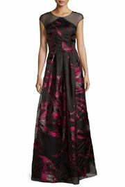 Kay Unger New York Fille Coupe Gown - Product Mini Image