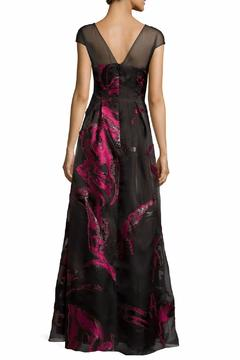 Kay Unger New York Fille Coupe Gown - Alternate List Image