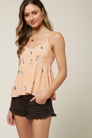 O'Neill Kayden Floral Cami - Product Mini Image
