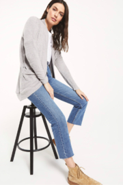 Zsupply Kaye feather cardigan - Front full body