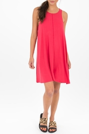 Others Follow  Kayla Aline Dress - Front cropped