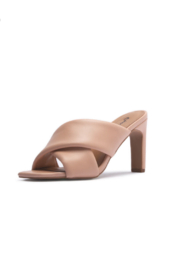 Qupid Kaylee-56X Square Toe Heel - Front cropped