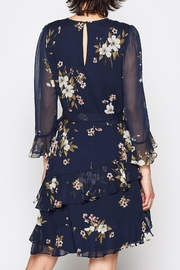 Joie Kayne Silk Dress - Front full body